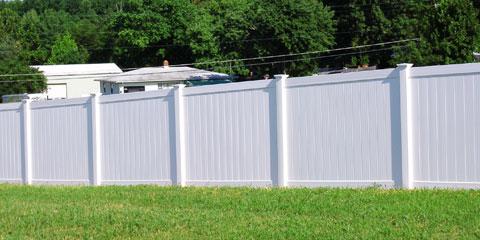 PVC Vinyl Fence Styles