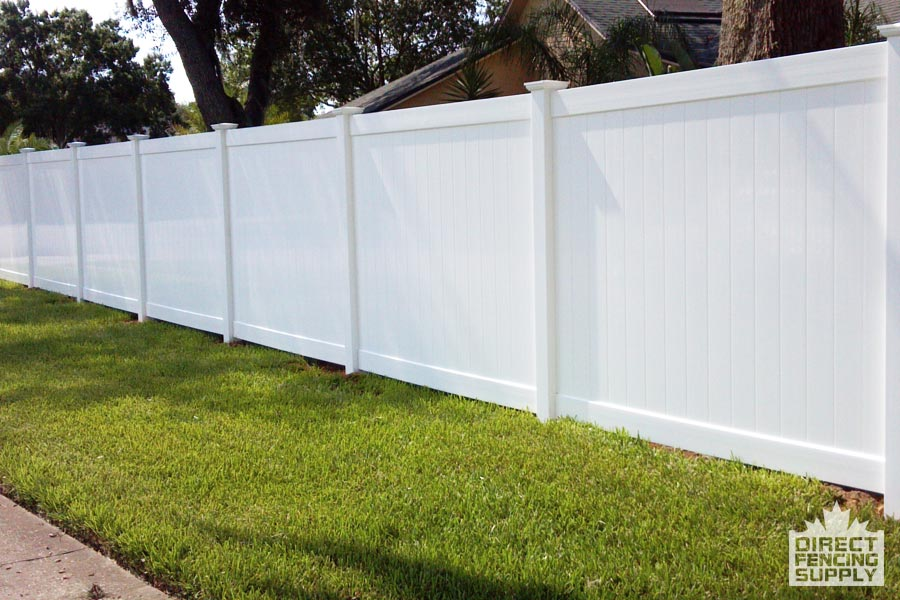Affordable Vinyl Fence Canada Direct Fencing Supply