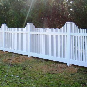 Classic Half Fence Installation Kamloops Bc Direct