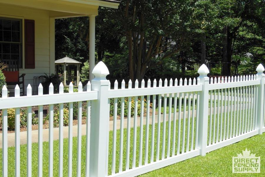 PVC Fencing supplier