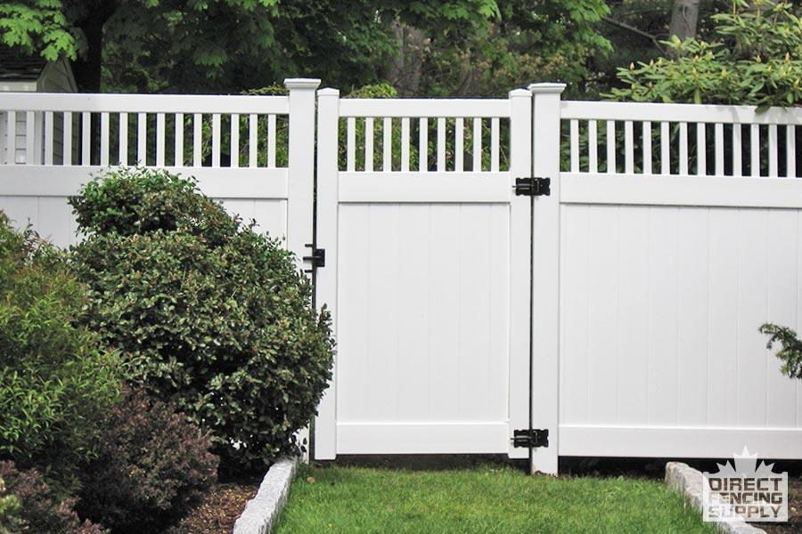 Pvc Vinyl Privacy Fencing Direct Fencing Supply