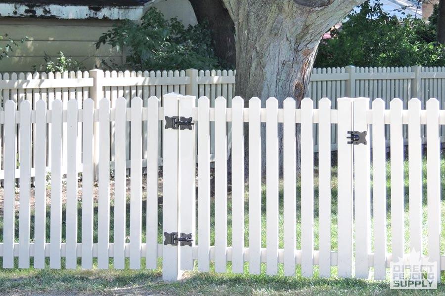 Vinyl picket fence supply company Canada