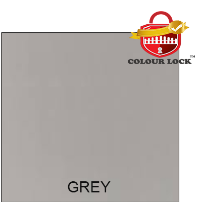 Grey Vinyl Fence Color