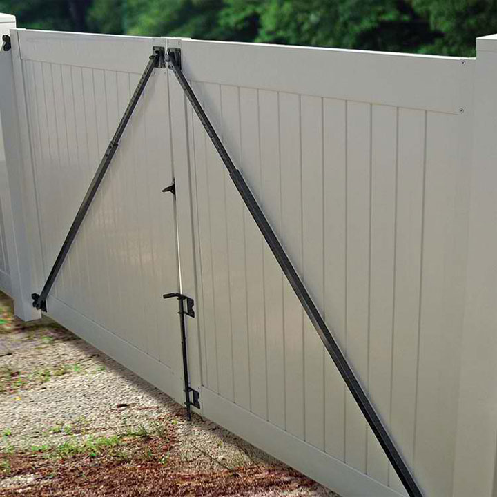 fencing products for vinyl fence - gate brace