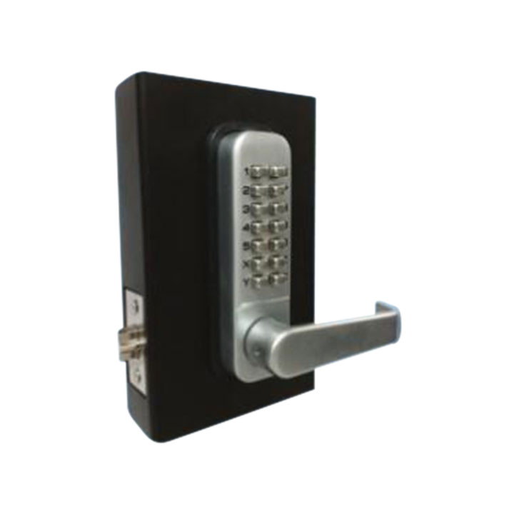 fencing products for vinyl fence - keyless gate lock adapter