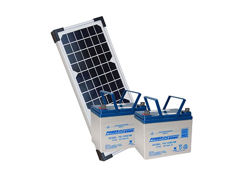 Solar Panel Kit 2000-070