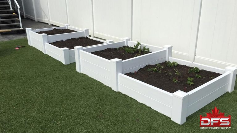 fencing products - 4x8 Garden Box