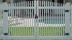 Nationwide Industries Vinyl Fence Hardware