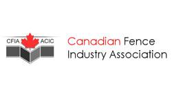 canadian fence industry association logo
