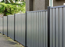 fencing products - steel fence