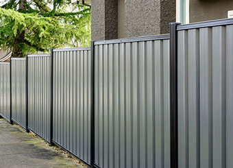 steel fence canada