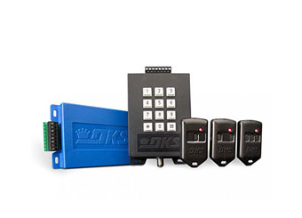 fencing products for gate openers - transmitter and receiver