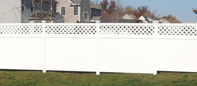 Vinyl fencing supplier estimate